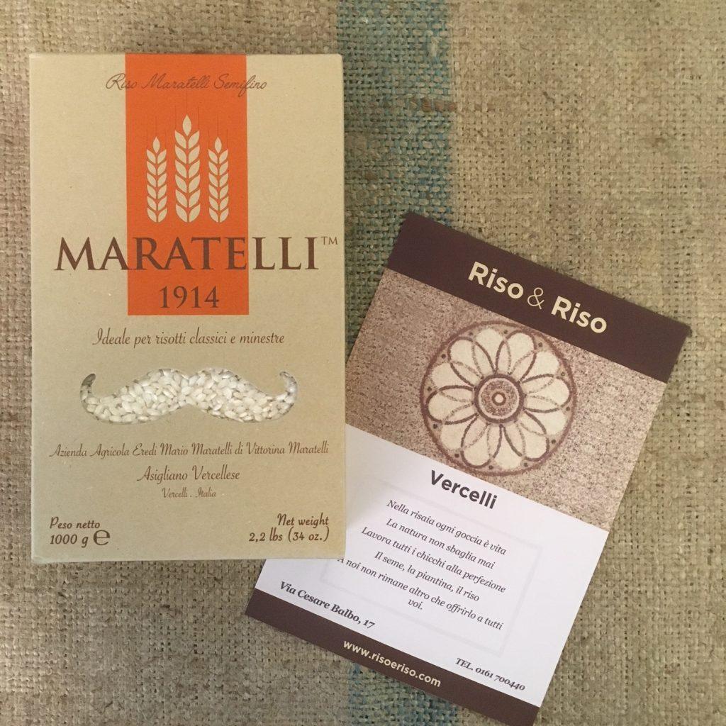 Riso Maratelli 1914, Azienda Agricola Eredi Mario Maratelli
